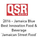 JB – 2016 QSR Innovation